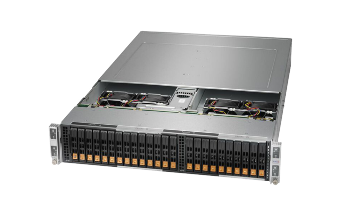 Supermicro All-flash NVMe